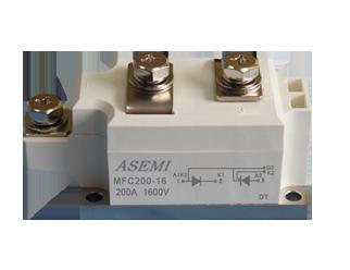MFC200-16,ASEMI三相整流模块
