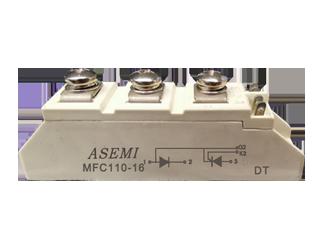 MFC110-16, ASEMI三相整流模块