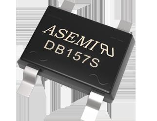 DB157S/DB156S/DB155S/DB154S/DB153S  ASEMI贴片整流桥