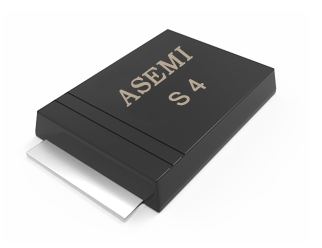 (S4-SOD123) S4/S3/S2, ASEMI肖特基二极管