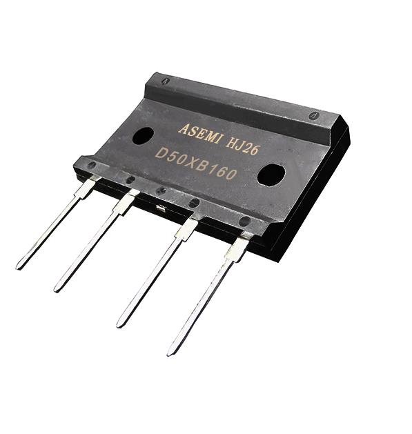 D50XB100/D50XB120/D50XB160/D50XB80  ASMEI整流桥