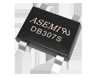 DB307S/DB306S/DB305S/DB304S/DB303S  ASEMI贴片整流桥