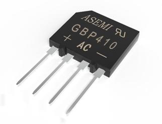 GBP410,GBP407,GBP408,GBP406,ASEMI整流桥,内置74MIL芯片,适配高端电源/电脑适配器等
