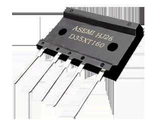 D35XT160/D35XT120/D35XT100D35XT80 ASEMI整流桥