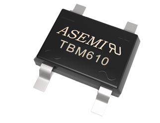 TMB610/TMB608/TMB606/TMB604/TMB602 ASEMI整流桥  6A贴片整流桥