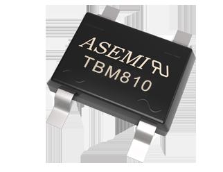 TMB810/TMB808/TMB8606/TMB804/TMB802 ASEMI整流桥  8A贴片整流桥