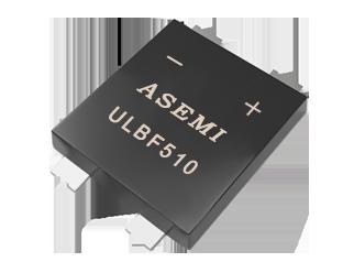 ULBF510/ULBF508/ULBF506,ASEMI整流桥  5A贴片整流桥堆