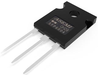 SFP6006,SFP6004,SFP6002,SFP6008,SFP6010,ASEMI高压快恢复二极管,3只脚大封装散热好