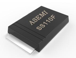 [SS110-SMAF] SS110F/SS14F/SS16F/SS18F/SS150F/SS220F, ASEMI肖特基二极管