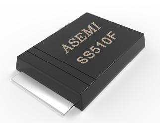 [SS510-SMAF] SS510F/SS54F/SS56F/SS58F/SS515F/SS520F,ASEMI肖特基二极管