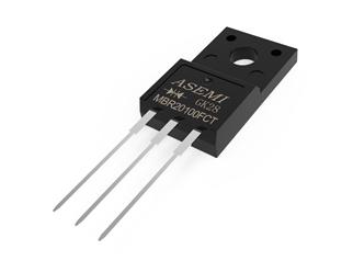 MBR20100FCT、MBR2060FCT、MBR2045FCT、ASEMI肖特基二极管,适配开关电源、充电器等高频整流作用