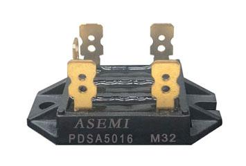 PDSA5016/PDSA3516/PDSA2516,  ASEMI三相整流桥